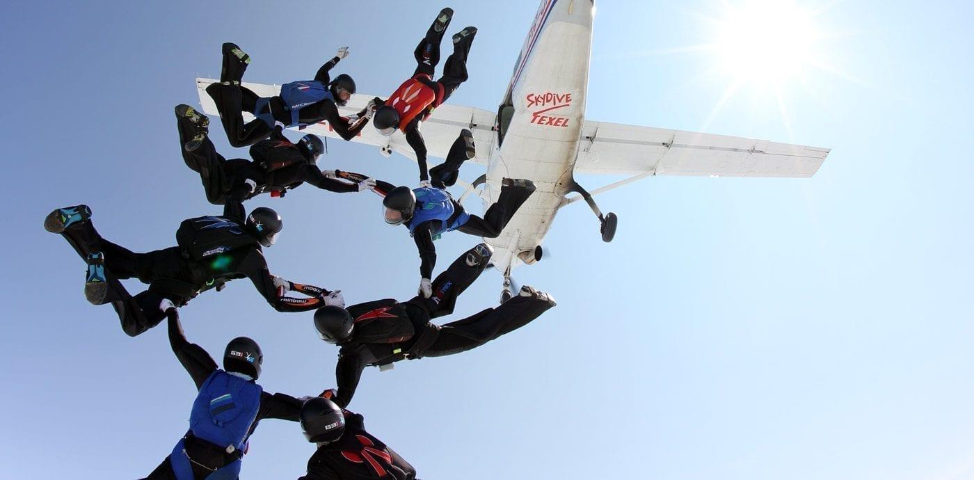 nederlandse kampioenschappen parachutespringen 2019